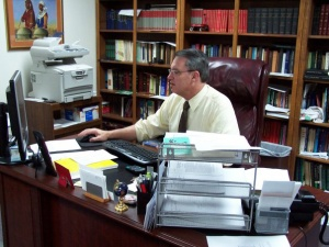 Director of the Brown Trail School of Preaching in Bedford, Tx
